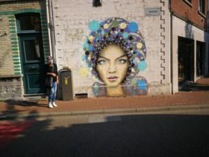 Markant Houthalen ontdekt streetart in Hasselt