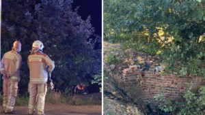 UPDATE. Dodelijke crash aan werken: man (31) overleden, vrouw (44) zwaargewond