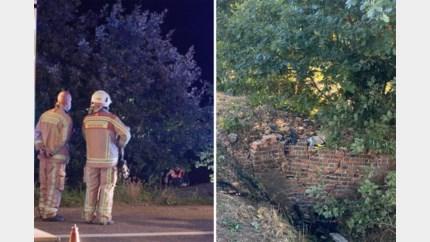 Dodelijke crash aan werken op Universiteitslaan: man (31) overleden, vrouw (44) zwaargewond