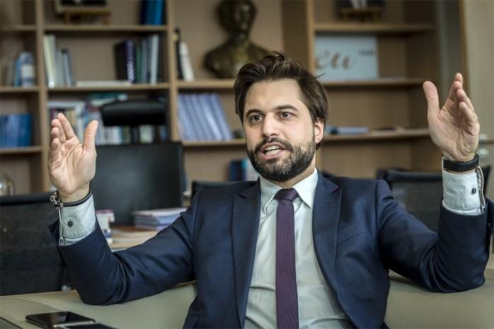 Formatiegesprekken voorlopig opgeschort: andere partijen ergeren zich aan houding Bouchez
