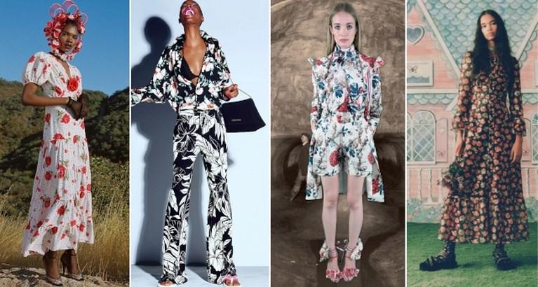 Comfort, bloemen en subtiliteit. Dit zijn de hoogtepunten van de modeweek van New York