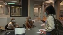 UHasselt begint academiejaar met Code Oranje
