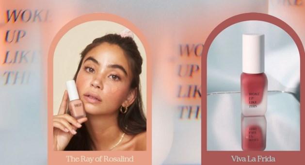 Make-upmerk slaat de bal mis met naam van blush