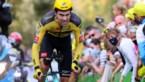 Tom Dumoulin fietst tijdrit en wegrace op WK