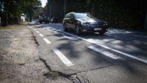 Limburg fietsparadijs, maar fietspaden langs gewestwegen nergens slechter