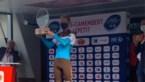 Vluchter Dorian Godon wint Parijs-Camembert en verdient zijn gewicht in kaas