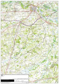 Infomarkt over nieuwe aardgasleiding Glabbeek-Halen