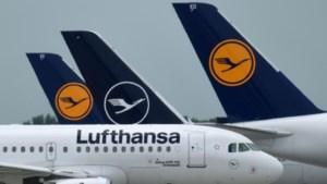 Lufthansa verliest 500 miljoen per maand