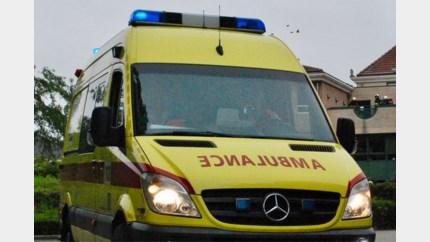43-jarige Genkse gewond bij ongeval op Weg naar As