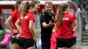 Red Panthers verliezen eerste duel tegen Duitsland op Hockey Pro League