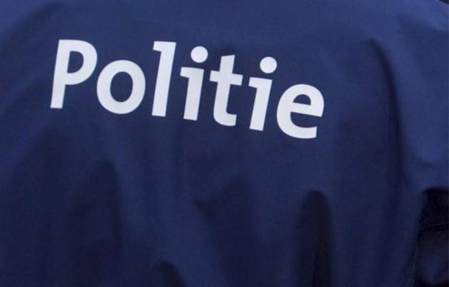 Werfmateriaal gestolen uit bestelwagen in Beringen