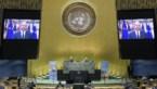 Verrassend geen Trump op 75ste verjaardag Verenigde Naties