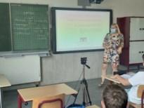 Provil streamt lessen live voor leerlingen in quarantaine