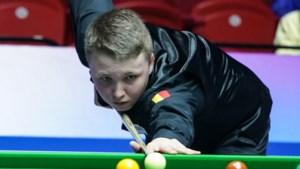 Ervaren Milkins wipt piepjonge Ben Mertens op European Masters snooker