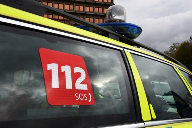 37-jarige gewond na ongeval in Neeroeteren