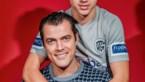 """Vader Davy over Luca Oyen: """"Hij is in goede handen"""""""