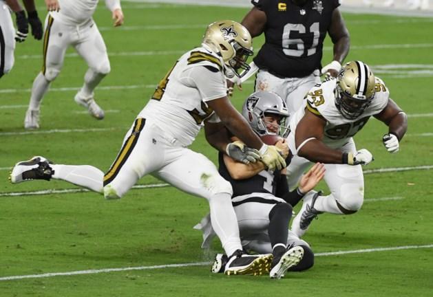Geen sportcompetitie zo streng als de NFL: in één week voor 1,5 miljoen euro aan coronaboetes