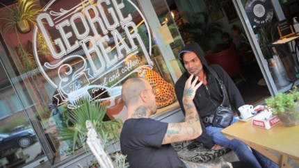 Shoppen in Genk: lekkere koffie en vinyl bij George & The Bear