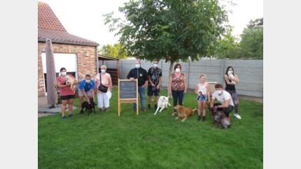 Hondenbaasjes ijveren met petitie voor losloopweide in Lanaken