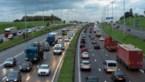 Vanaf 1 oktober moeten chauffeurs reddingsstrook vrijhouden bij file