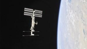 Ruimtestation ISS voert manoeuvre uit om ruimteafval te ontwijken