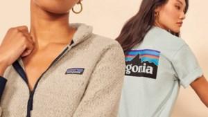 Outdoorlabel Patagonia naait wel heel verrassend label in kleren