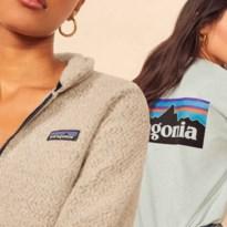 Patagonia naait wel heel verrassend label in kleren