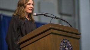 Niet alle Republikeinen zijn blij met Amy Coney Barrett als kandidaat-opperrechter