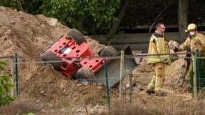 Vader van zes overleden nadat hij onder bobcat terechtkomt in Millen