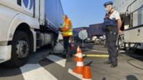 Negen van tien gecontroleerde vrachtwagen in overtreding: voor ruim 10.000 euro boetes opgesteld