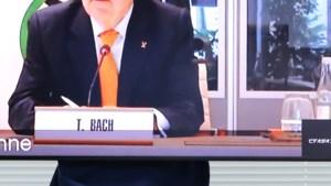 """IOC-baas Bach denkt dat veilige Olympische Spelen """"ook mogelijk zijn zonder vaccin"""""""