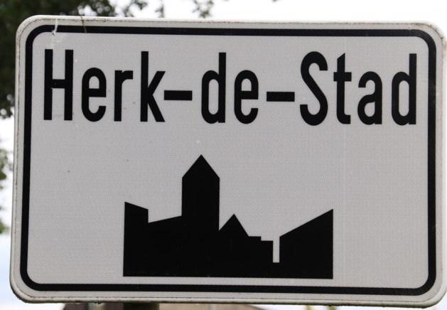 Herkse Fun-run in park Olmenhof