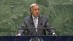 VN en Groot-Brittannië organiseren op 12 december klimaattop