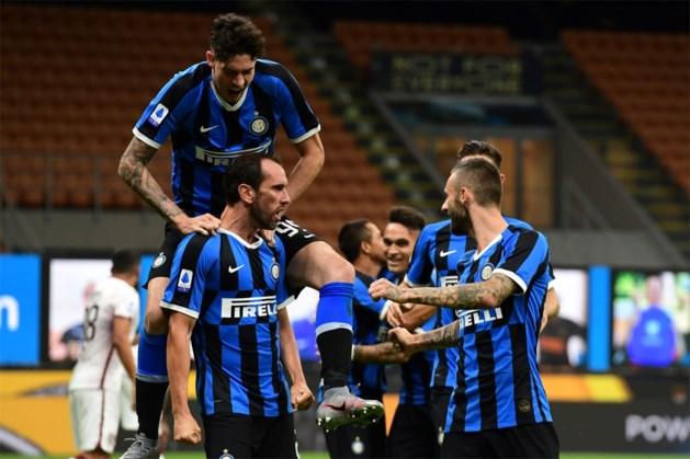 Diego Godin ruilt Inter voor Cagliari