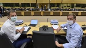 Eerste onderhandelingsdag van Magnette en De Croo afgelopen