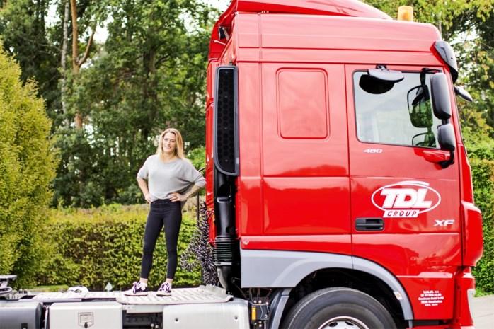 Lady truckers: deze vrouwen zitten elke dag achter het stuur van hun vrachtwagen