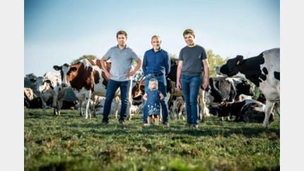 Plannen voor modern melkveebedrijf met 860 runderen