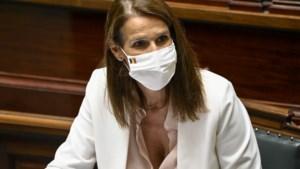 """Premier Sophie Wilmès: """"Kans heel groot dat er binnenkort nieuwe beperkingen komen"""""""