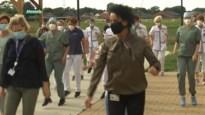 Ziekenhuispersoneel danst Jerusalema om iedereen aan te moedigen coronaregels te blijven volgen