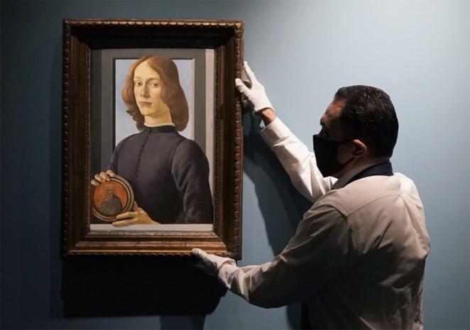 Zeldzame Botticelli ter waarde van bijna 70 miljoen wordt geveild