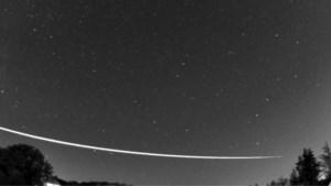 ESA: meteoriet vloog rakelings over Noord-Nederland