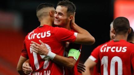 Standard en Charleroi via verlengingen naar laatste voorronde
