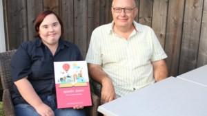 Liesl en haar oom bundelen gedichten over de upside van Down