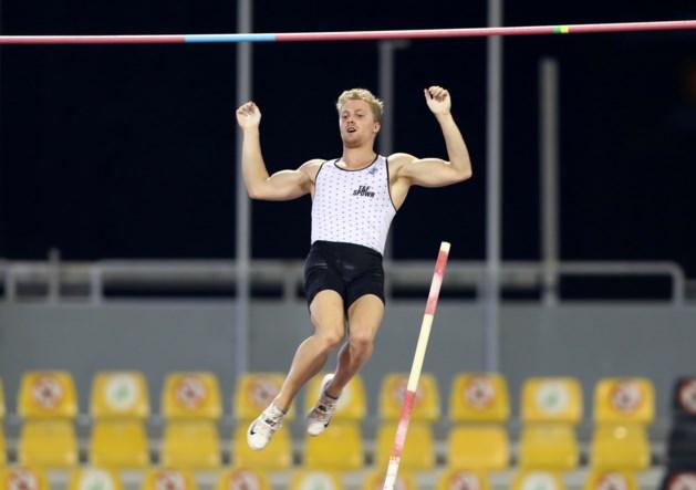 Ben Broeders sluit seizoen af met vijfde plaats op Diamond League in Doha