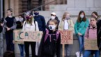 Greta Thunberg en andere demonstranten betogen opnieuw voor klimaat