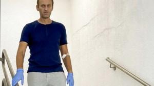 Herstel vergiftigde Navalny 'kan lang duren'