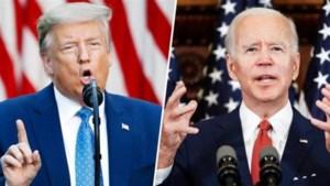 Trump komt op voorsprong in enkele 'swing states'