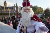 Sint gaat eerst in quarantaine, dan trekt hij in oud stadhuis