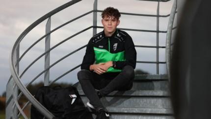 """Achel-aanwinst Vos start sterk in het """"grote-mensen-voetbal"""""""
