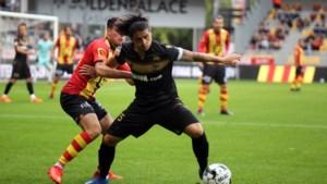 HERBELEEF. Aster Vranckx doet STVV de nek om met twee doelpunten